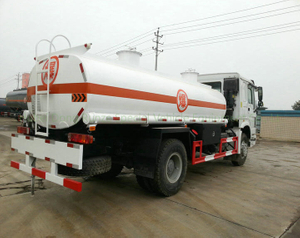 HOWO Fuel truck ZZ1167M4611W oil tank truck to Ghana price