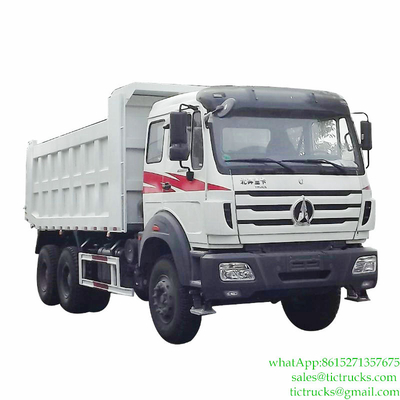 290HP -380HP Truck Tipper BeiBen for sale
