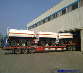 Full tank trailer 2axles Tanker Fuel /Water/oil diesel <Customization>