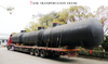 100000L Horizontal Steel Storage Oil Tank