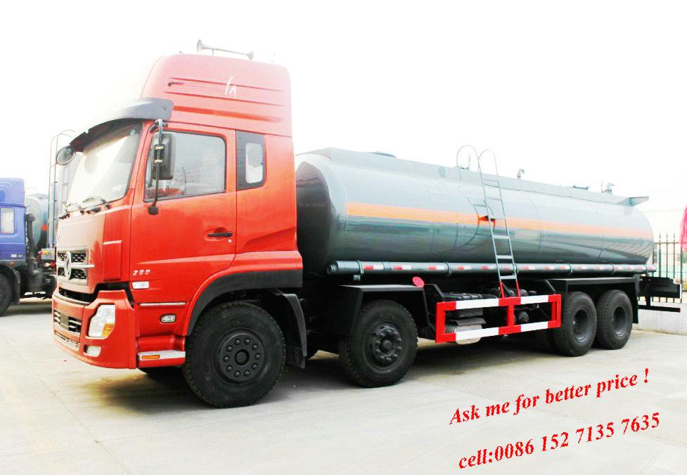 Dongfeng 20000-30000 Liters Hexane Chemical Tanker Truck