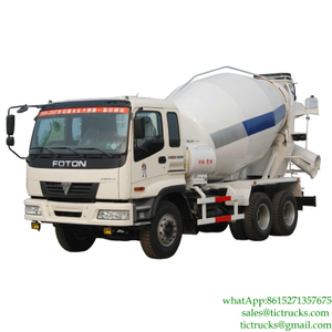 FOTON 6x4 Mixer Truck for sale Euro 3,6