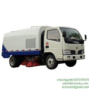 4.3m3 90HP Sweeping Truck  DongFeng for sale