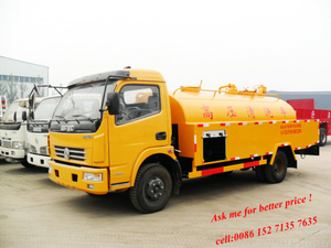 Dongfeng Mini High Pressure Cleaning Truck(2-3m3)