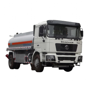 10000L SHACMAN Fuel Truck for Sale