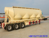 Bulker Tank Trailers 3 Axles for Feed Particle Material