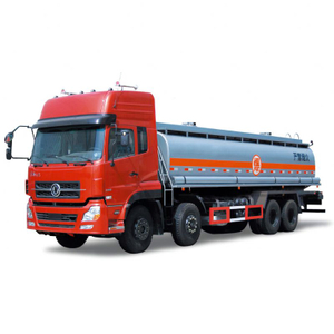 30000L 340HP Fuel Delivery Truck 8x4 for Sale