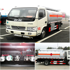 Dongfeng 5CBM Fuel Tanker Truck