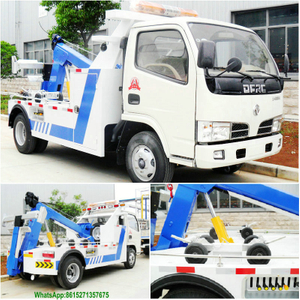 LIGHT DUTY DONGFENG WREKCER TRUCK FOR SALE