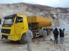 Sinotruck HOWO on-Site Mixed Heavy Anfo Explosives Truck 15t (BeiBenTruck chassis optional)