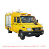 Iveco Emergency Vehicles with Power Generation Lighting Lamp Customizing