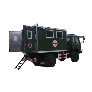 Customizing Dong Run Offroad Military Awd 4X4 Ambulance Mobile Clinic Vehicle