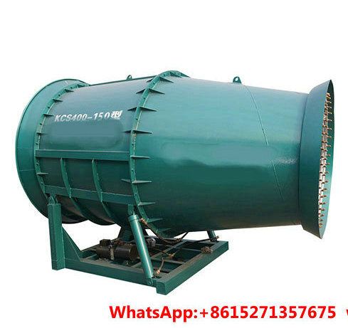 Dust Suppression Fog Cannon Kcs400 Series 30m-150m (Dust Suppressor For High Tower Fixed or Truck Mounted Fine Water Sprayer Dust Suppression Unit)