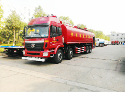 Foton Auman 30ton Water Tank Fire Truck for Sale