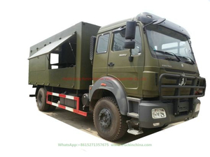 Beiben 4X2 or 4X4 Mobile Workshop Truck for Sale