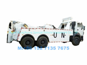 Beiben Recovery Trucks 10 Wheels 25t Wrecker 2529, 2534, 2538
