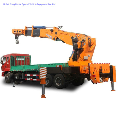 Truck Mounted Crane Knuckle Crane Telescopic Boom Truck Crane 160t 3200 Kn. M Sq3200zb6 (160T) at 2m (80T at 4m)