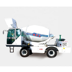 Self Loading Concrete Mixer 4m3 with Cab Rotating 180-270d and Air Conditioning (Electronic Sensors, Automatic weighing scale) EXW Wholesale Price List