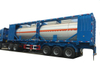 20FT Tank Container for Fuel, Crude Oil, Diesel 20, 000 Liters Mounted with Pump Skid Portable Gas Gasoline, Kerosene, Jet Oil Filling Staion