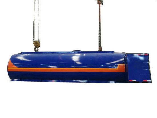 Directly Burner Heating Bitumen Tank (Storage Asphalt 20T - 50 Ton)