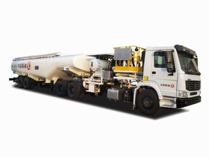 Sinotruck HOWO 45000L Aircraft Tanker (Tractor with JET A-1 Fuel Tank Trailer Aviation Kerosene, Aviation Gasoline, Jet Oil 11880 US Gallon Refueler)