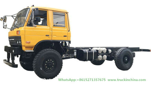 Dongfeng 4X4 Military Truck Chassis for Spv