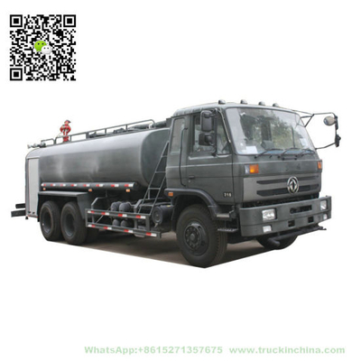 Df Water Tanker with Fire Pump Truck (20, 000L Sprinkler Truck / Watering Cart)