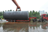 125 -150 Cbm Vertical Steel Lined Plastic (LLDPE) Storage Tank for HCl (max 35%) , Naoh (max 50%) , Naclo (max 10%) , H2so4 Chemical Liquid Corrosion Resistance