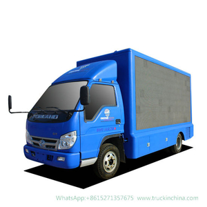 Forland Foton LED Advertisement Truck with LED Board (LED Billboard)