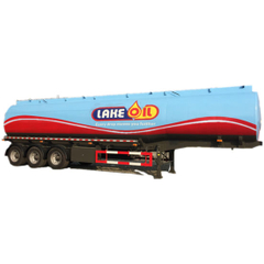 3 Axles Diesel Tank Trailer