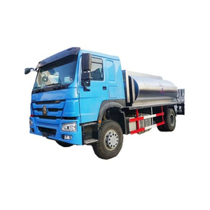 HOWO Road Asphalt Spraying Tank Truck (Asphalt Tank 8000-10000L Insulated Spray Bitumen 4.5 -6 meters)
