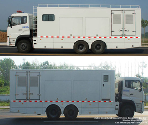 Water Purification Vehicle Truck Mounted Purification System Equipment Vehicle