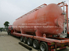 Skid Tank Lined LDPE 60cbm -80cbm (500 bbl Frac Tank) for Oilfield Onsite Acid Supply and Holding Mounted Trailers Ease of Transportation Chemical Contain HCl