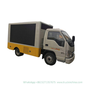 Small Forland LED Truck for Outdoor LED Mobile Billboard (LED Advertising Display Truck)