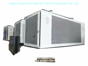 LED Billboard Truck Box Boby Customizing LED Display Digital Billboard for Your Truck Mounted