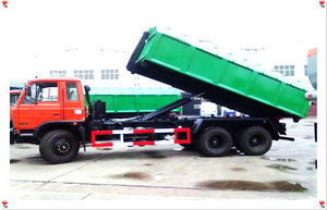 Dongfeng 12~15t Hooklift Truck for Cheap Sale