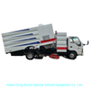 Righ Hand Drive Road Sweeper Truck 5.5m3 Stainless Steel 304