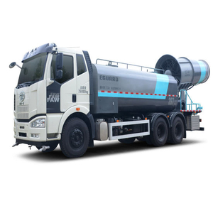 FAW Mining Dust Control Water Mist Sprayer Dust Suppression Truck (Disinfection Tanker, Emergency Power Supply)