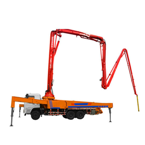 Truck Mounted Concrete Pump 34m-35m