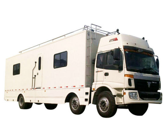Foton Mobile Kitchen for Military Troops Field Cooking Fast Food