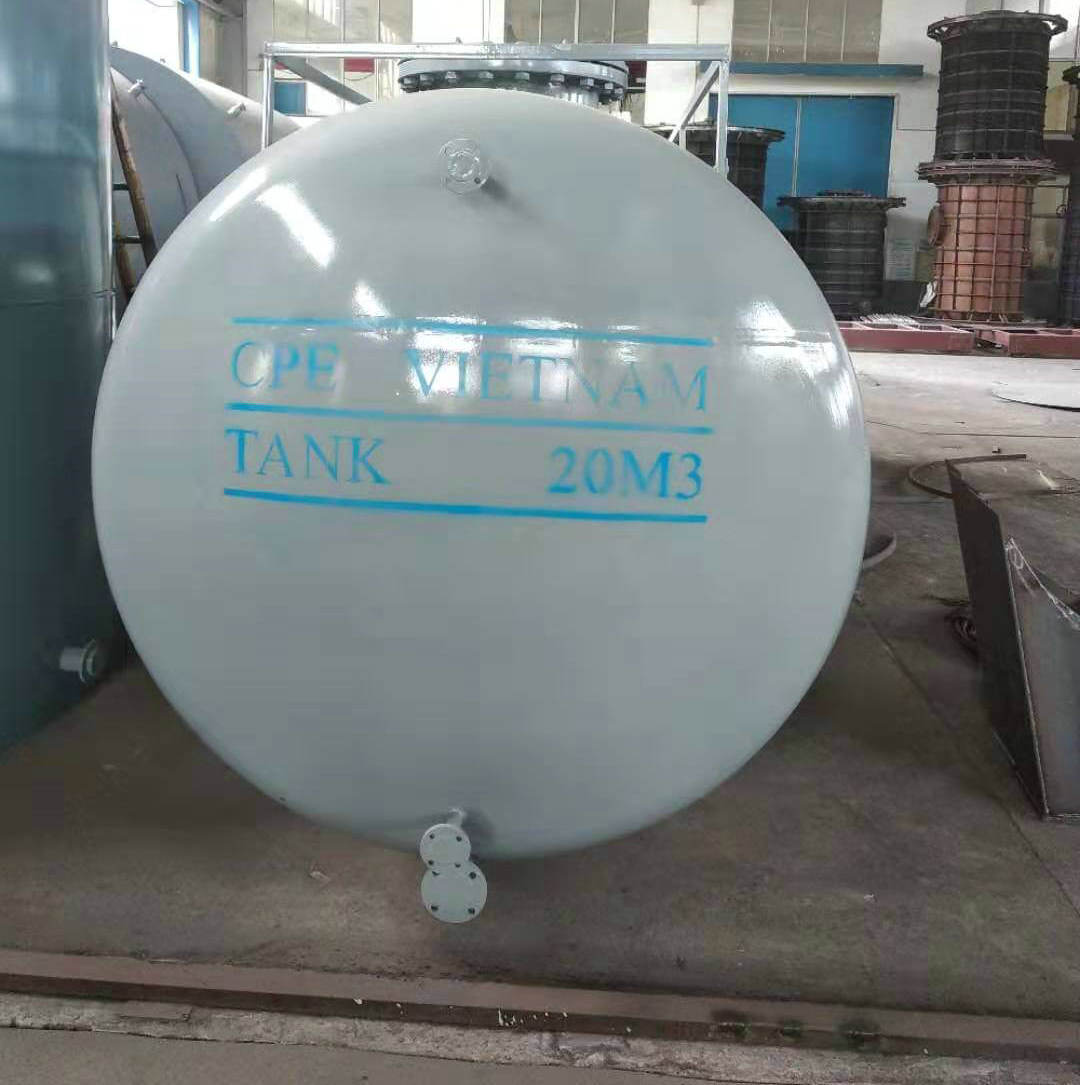 Storage Tank 20m3 -01-sulfuric acid