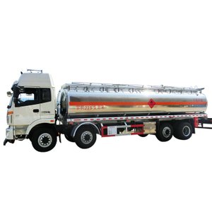FOTON Aluminium Alloy Fuel Delivery Truck For Diesel oil Transportation 35000 Litres ( 9200 Gallons)