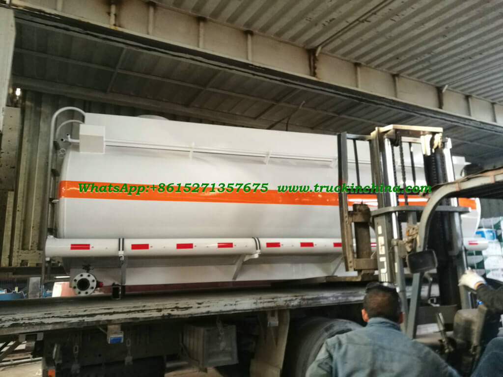 moblie Hydrochloric acid tank-81-