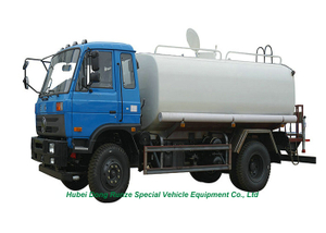 Dongfeng Offroad 4x4 Water Bowser 8000Liters -10000Liters Drinking Water Tank