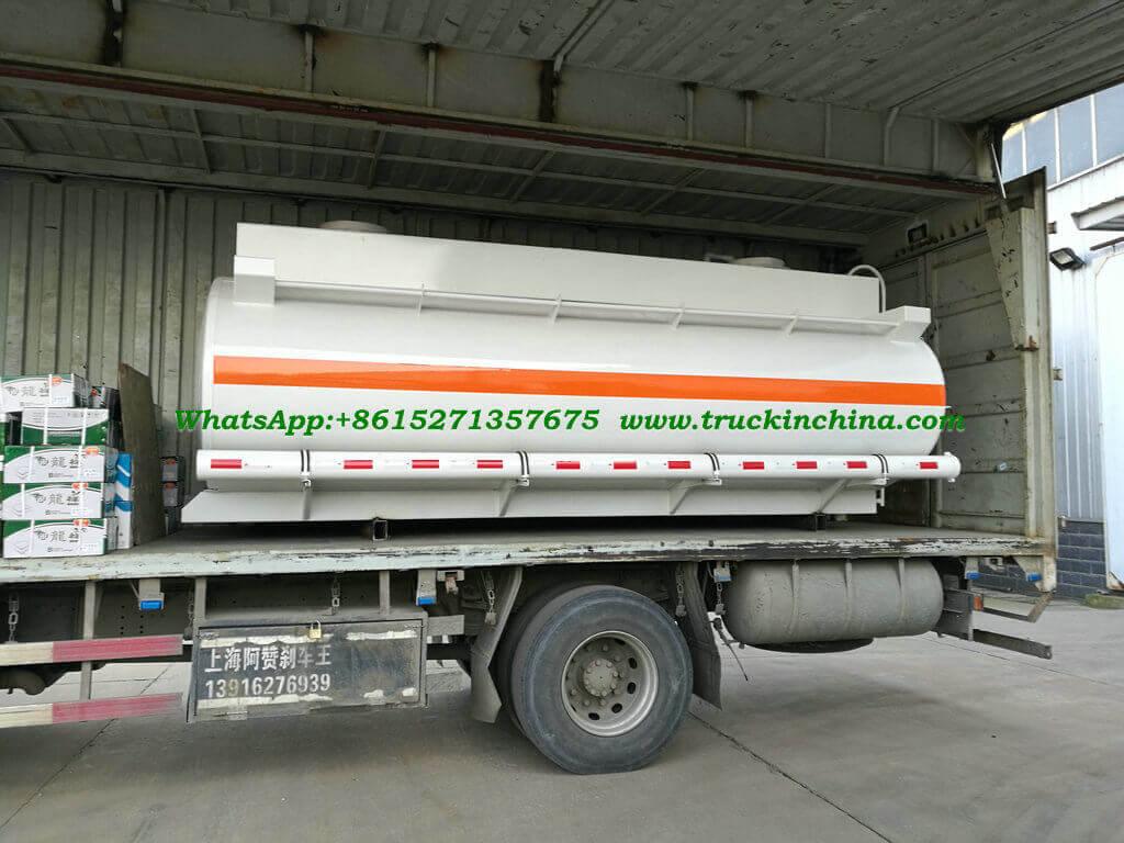 moblie Hydrochloric acid tank-68-