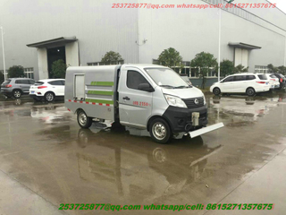 Mini High Pressure Cleaning Truck