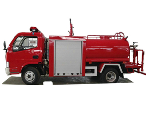 Dong Feng All Wheels Drive Fire Water Tanker 3CBM 4x4 RHD - LHD